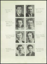 Page 12, 1944 Edition, Lake Mills High School - Lambda Mu Yearbook (Lake Mills, WI) online yearbook collection