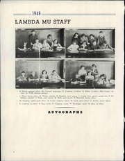 Page 10, 1946 Edition, Lake Mills High School - Lambda Mu Yearbook (Lake Mills, WI) online yearbook collection
