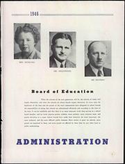 Page 11, 1946 Edition, Lake Mills High School - Lambda Mu Yearbook (Lake Mills, WI) online yearbook collection