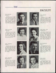 Page 13, 1946 Edition, Lake Mills High School - Lambda Mu Yearbook (Lake Mills, WI) online yearbook collection