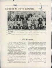 Page 16, 1946 Edition, Lake Mills High School - Lambda Mu Yearbook (Lake Mills, WI) online yearbook collection