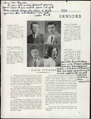 Page 17, 1946 Edition, Lake Mills High School - Lambda Mu Yearbook (Lake Mills, WI) online yearbook collection
