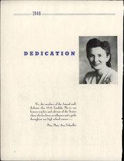 Page 8, 1946 Edition, Lake Mills High School - Lambda Mu Yearbook (Lake Mills, WI) online yearbook collection