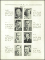 Page 12, 1948 Edition, Lake Mills High School - Lambda Mu Yearbook (Lake Mills, WI) online yearbook collection