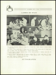 Page 8, 1948 Edition, Lake Mills High School - Lambda Mu Yearbook (Lake Mills, WI) online yearbook collection