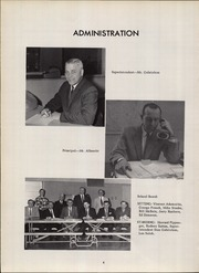 Page 8, 1963 Edition, Phillips High School - Wabasso Yearbook (Phillips, WI) online yearbook collection