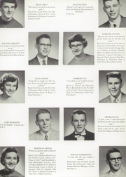 Page 11, 1956 Edition, Dodgeville High School - Dodger Yearbook (Dodgeville, WI) online yearbook collection