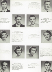 Page 13, 1956 Edition, Dodgeville High School - Dodger Yearbook (Dodgeville, WI) online yearbook collection