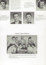 Page 15, 1956 Edition, Dodgeville High School - Dodger Yearbook (Dodgeville, WI) online yearbook collection