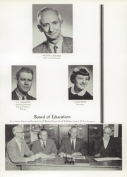 Page 7, 1956 Edition, Dodgeville High School - Dodger Yearbook (Dodgeville, WI) online yearbook collection
