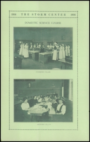 Page 10, 1916 Edition, Lancaster High School - Golden Arrow Yearbook (Lancaster, WI) online yearbook collection