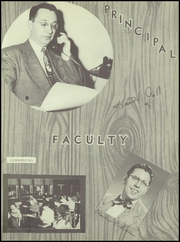 Page 13, 1952 Edition, Lancaster High School - Golden Arrow Yearbook (Lancaster, WI) online yearbook collection