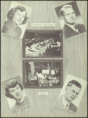 Page 15, 1952 Edition, Lancaster High School - Golden Arrow Yearbook (Lancaster, WI) online yearbook collection