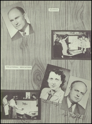 Page 17, 1952 Edition, Lancaster High School - Golden Arrow Yearbook (Lancaster, WI) online yearbook collection