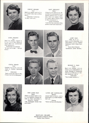Page 12, 1957 Edition, Lancaster High School - Golden Arrow Yearbook (Lancaster, WI) online yearbook collection