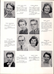Page 13, 1957 Edition, Lancaster High School - Golden Arrow Yearbook (Lancaster, WI) online yearbook collection