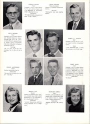 Page 14, 1957 Edition, Lancaster High School - Golden Arrow Yearbook (Lancaster, WI) online yearbook collection