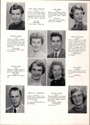 Page 15, 1957 Edition, Lancaster High School - Golden Arrow Yearbook (Lancaster, WI) online yearbook collection