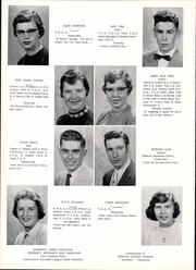 Page 16, 1957 Edition, Lancaster High School - Golden Arrow Yearbook (Lancaster, WI) online yearbook collection