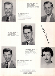 Page 7, 1957 Edition, Lancaster High School - Golden Arrow Yearbook (Lancaster, WI) online yearbook collection