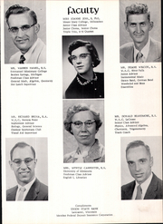 Page 9, 1957 Edition, Lancaster High School - Golden Arrow Yearbook (Lancaster, WI) online yearbook collection