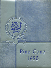 1956 Edition, Chetek High School - Pine Cone Yearbook (Chetek, WI)