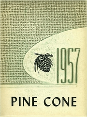 1957 Edition, Chetek High School - Pine Cone Yearbook (Chetek, WI)