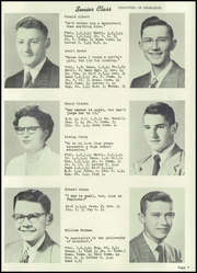 Page 7, 1951 Edition, Horicon High School - Yearbook (Horicon, WI) online yearbook collection