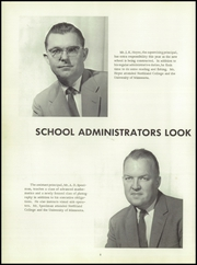 Page 12, 1959 Edition, Cumberland High School - Beofor Yearbook (Cumberland, WI) online yearbook collection