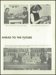 Page 13, 1959 Edition, Cumberland High School - Beofor Yearbook (Cumberland, WI) online yearbook collection