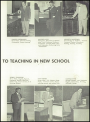 Page 15, 1959 Edition, Cumberland High School - Beofor Yearbook (Cumberland, WI) online yearbook collection