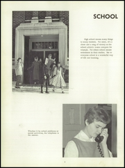 Page 8, 1959 Edition, Cumberland High School - Beofor Yearbook (Cumberland, WI) online yearbook collection