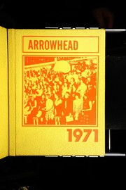 1971 Edition, Gale Ettrick Trempealeau High School - Arrowhead Yearbook (Galesville, WI)