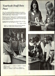 Page 16, 1971 Edition, Gale Ettrick Trempealeau High School - Arrowhead Yearbook (Galesville, WI) online yearbook collection