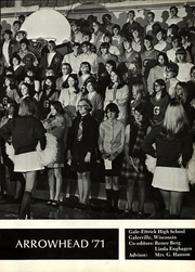 Page 5, 1971 Edition, Gale Ettrick Trempealeau High School - Arrowhead Yearbook (Galesville, WI) online yearbook collection