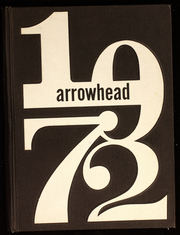 1972 Edition, Gale Ettrick Trempealeau High School - Arrowhead Yearbook (Galesville, WI)