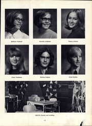 Page 15, 1972 Edition, Gale Ettrick Trempealeau High School - Arrowhead Yearbook (Galesville, WI) online yearbook collection