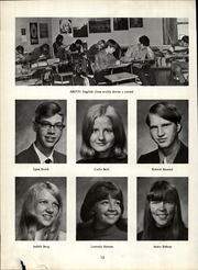 Page 16, 1972 Edition, Gale Ettrick Trempealeau High School - Arrowhead Yearbook (Galesville, WI) online yearbook collection