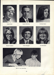 Page 17, 1972 Edition, Gale Ettrick Trempealeau High School - Arrowhead Yearbook (Galesville, WI) online yearbook collection