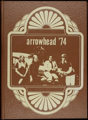 1974 Edition, Gale Ettrick Trempealeau High School - Arrowhead Yearbook (Galesville, WI)