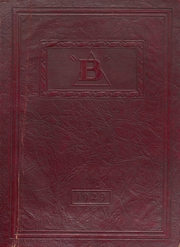 1929 Edition, Brodhead High School - Red B Yearbook (Brodhead, WI)