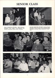 Page 13, 1958 Edition, Chilton High School - Tigerette Yearbook (Chilton, WI) online yearbook collection