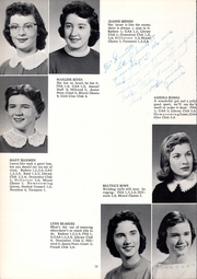 Page 14, 1958 Edition, Chilton High School - Tigerette Yearbook (Chilton, WI) online yearbook collection