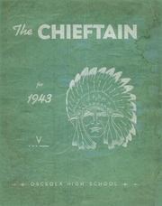 Page 1, 1943 Edition, Osceola High School - Chieftain Yearbook (Osceola, WI) online yearbook collection