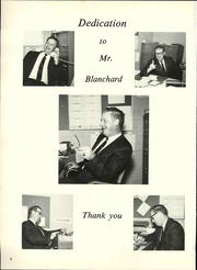 Page 8, 1971 Edition, Osceola High School - Chieftain Yearbook (Osceola, WI) online yearbook collection