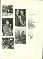 Page 9, 1971 Edition, Osceola High School - Chieftain Yearbook (Osceola, WI) online yearbook collection