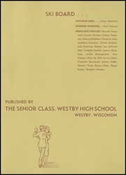 Page 5, 1944 Edition, Westby High School - Ski Yearbook (Westby, WI) online yearbook collection