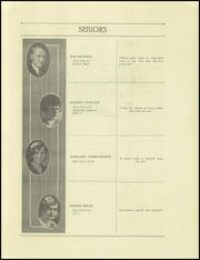 Page 11, 1929 Edition, West Salem High School - Neshonoc Yearbook (West Salem, WI) online yearbook collection