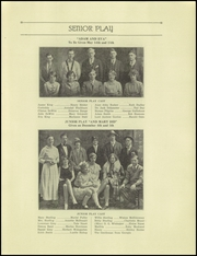 Page 15, 1929 Edition, West Salem High School - Neshonoc Yearbook (West Salem, WI) online yearbook collection