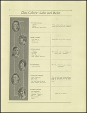 Page 9, 1929 Edition, West Salem High School - Neshonoc Yearbook (West Salem, WI) online yearbook collection